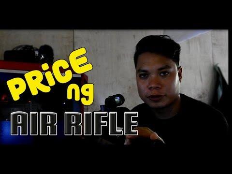AIRGUN Sa PiNAS, Magkano Ang Price At Ano Ang Mga Brand? | Alamin Natin.