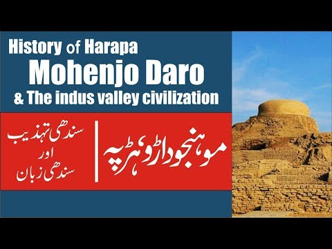 Harappa and Mohenjo-daro in Urdu/Hindi | Sindhi Culture and Sindhi Language