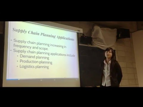 Ch  6 Integrated operations planning