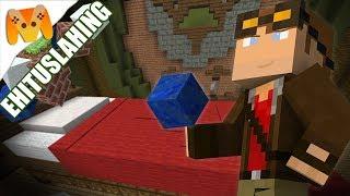 Ehituslahing - Lendav voodi (Minecraft minimängud)