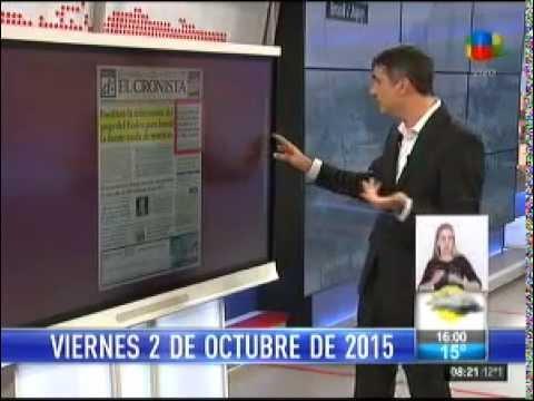 AméricaTV será el único canal en transmitir el debate presidencial: Antonio Laje explicó los motivos