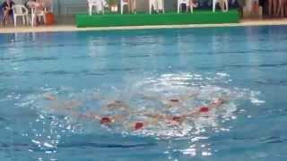 Комби. Первенство МО по синхронному плаванию. 5 мая 2015 г.Чехов