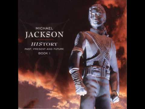 Michael Jackson History Book - Thriller