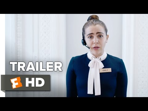 Thumbnail: Operator Official Trailer 1 (2016) - Mae Whitman Movie
