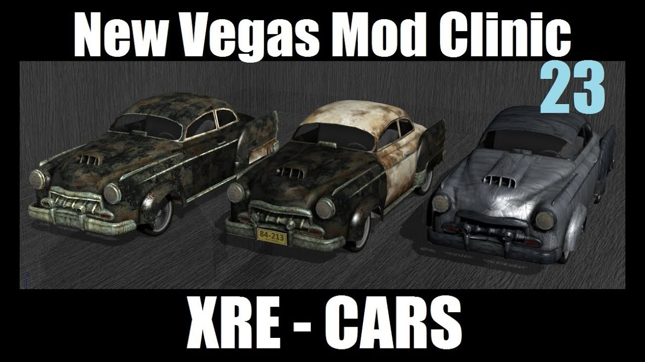 Fallout  Xre Cars