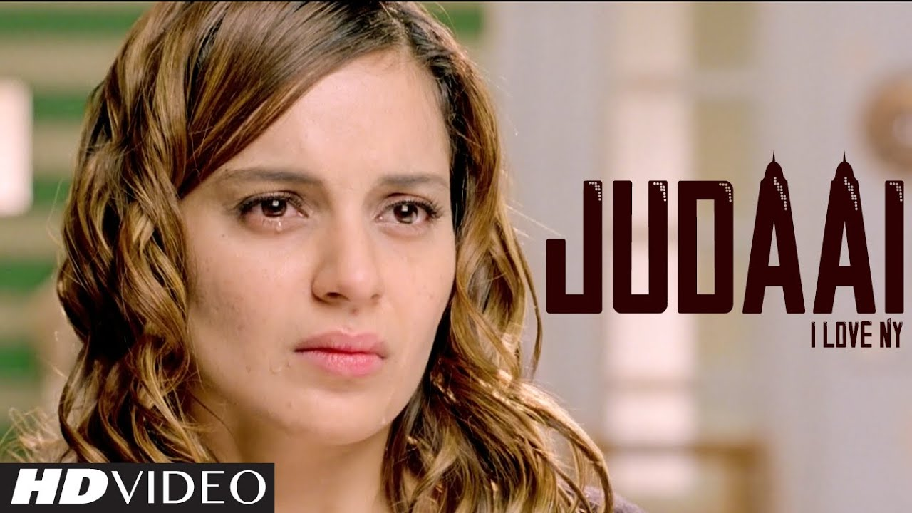 'Judaai' VIDEO Song | Falak | I Love NY | Sunny Deol, Kangana Ranaut