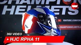 HJC RPHA 11 Captain America Full Face Helmet   ChampionHelmets com