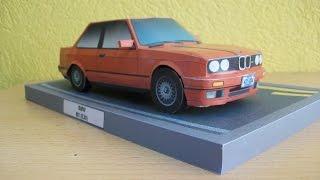 BMW M3 E30 Papercraft