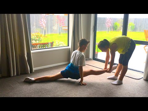 How To Improve Leg Flexibility - For Beginners