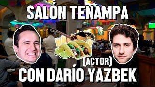 SALÓN TENAMPA Y DARÍO YAZBEK - ÑAMÑAM (Episodio 40)