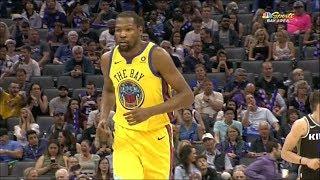 Warriors '17-18 Season: Game 76 vs Kings (3/31/2018)