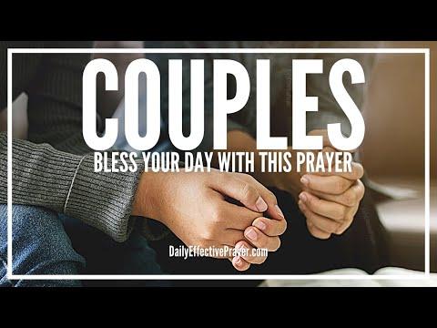 Prayer while dating