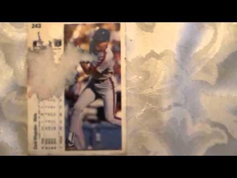 Baseball Dave Magadan 243