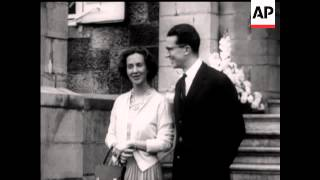 KING BAUDOUIN TO MARRY