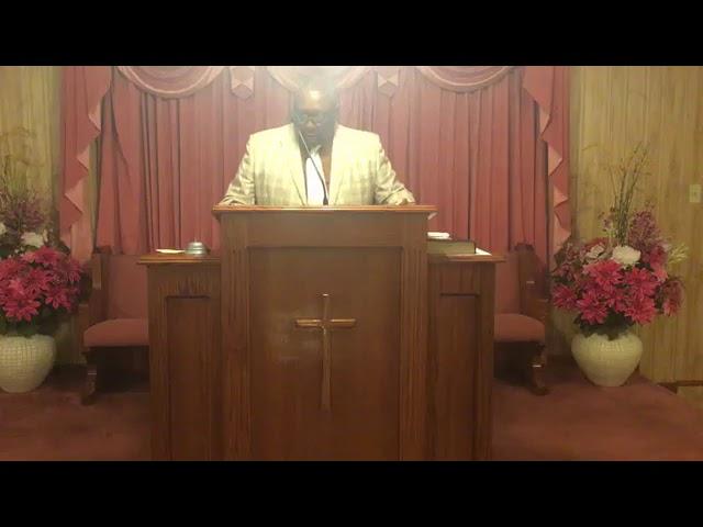 Sunday Sermon by Bro John T. Somerville January 17, 2021