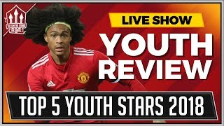 Mourinho's Top 5 Manchester United Youth Players 2018