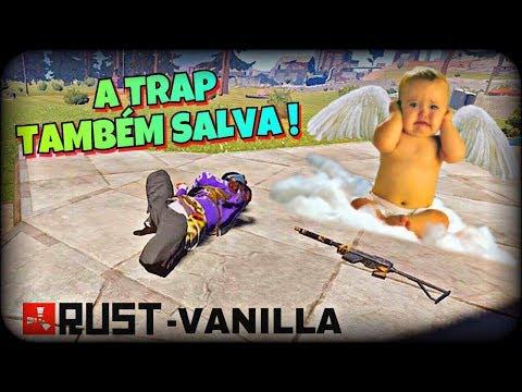 A TRAP SALVADORA !!! VANILLA RUST #101