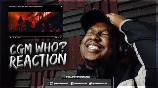 DIGGA D IS TOP 3 IN DRILL!!! (CGM) Digga D x Sav'O - Who?  | @MixtapeMadness (REACTION)