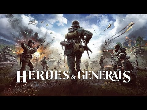 A Month: Heroes & Generals