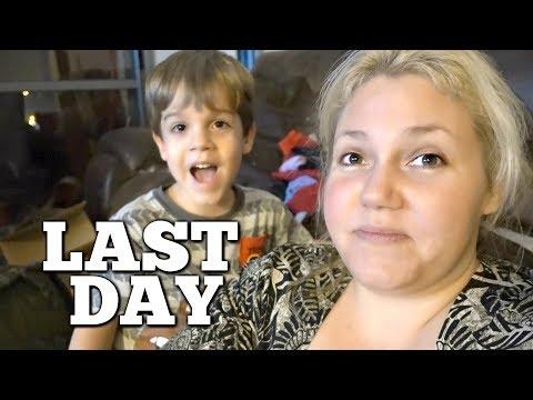 RAFAEL'S LAST DAY OF SCHOOL