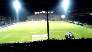 Video Gol Pertandingan Angers vs FC Lorient Bretagne Sud