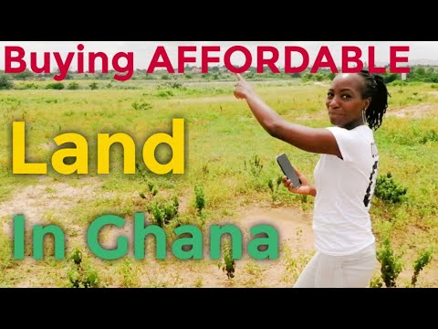 Buying Land In Ghana.  Is This The New Accra?