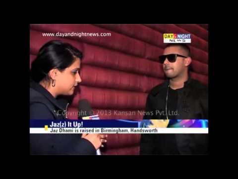 Meet music artist of the Bhangra genre Jaz Dhami
