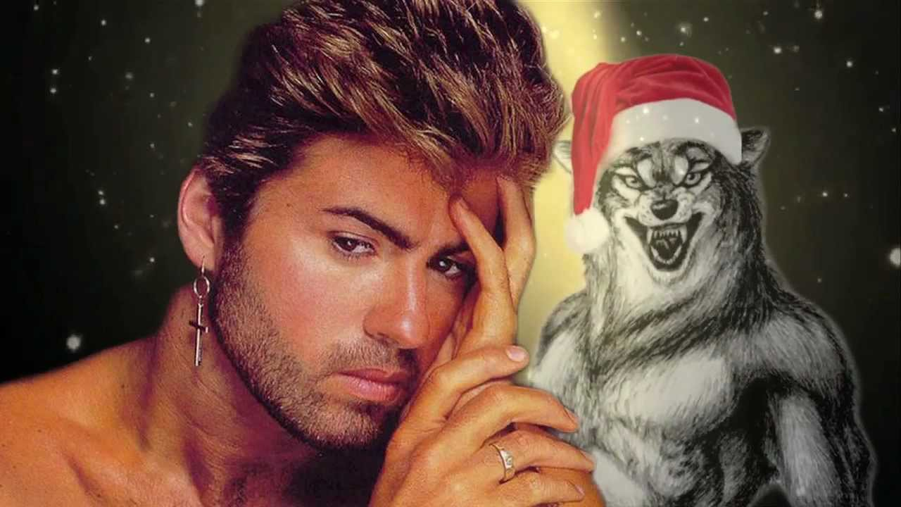 George Michael Last Werewolf Christmas - YouTube