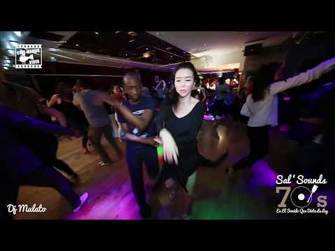 Frank & Lu Lu Hana - social dancing @ Sal'Sounds 70's