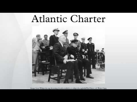 atlantic charter and its affect in wwii essay