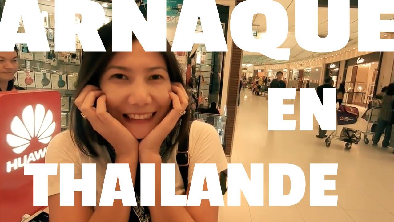 385: Arnaque En Thailande: Comment Ne PAS Se Faire Avoir | * L'arnaque du taxi thailandais *