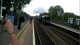 Oliver Cromwell on Royal Duchy 5/8/12