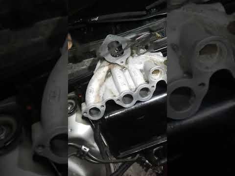 Неровная работа двигателя Audi 80 ,Passat B3,моновпрыск