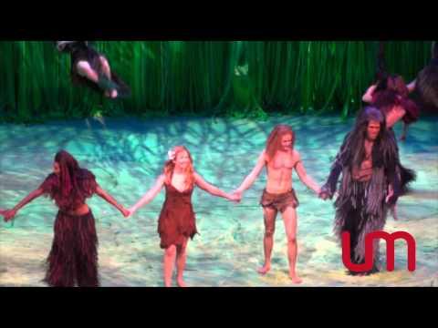 'Tarzan'-Premiere In Hamburg: Der Schlussapplaus