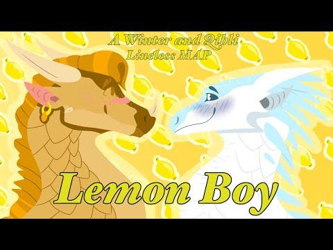 Lemon Boy || COMPLETE WINGS OF FIRE MAP