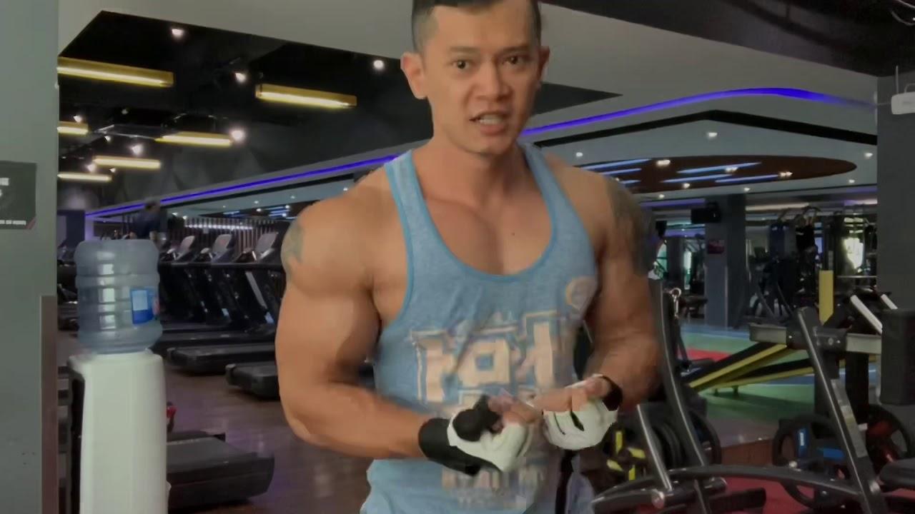 Week 1 – Day 2 : Back Biceps Abs Cardio