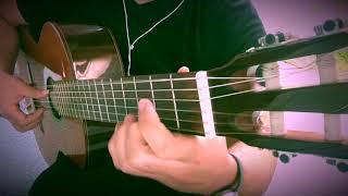 غيتار جيتار رومبا هالاسمر اللون guitar finger style