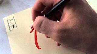 Brush Script - R