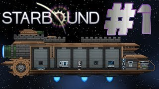 Starbound: Journey Beyond the Stars episode 1