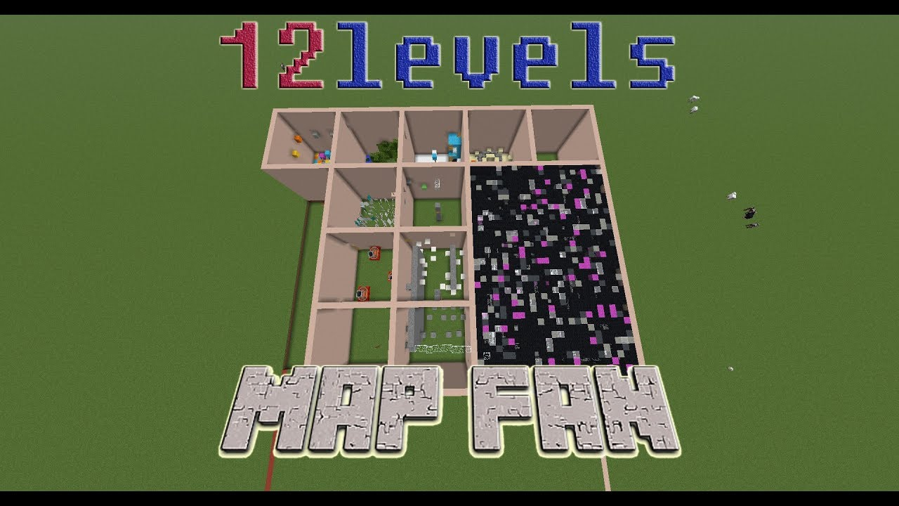 Minecraft:Map parkour paradise phiên bản Việt Nam. ( Map fan)