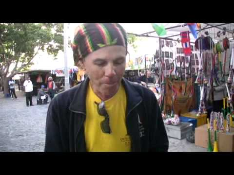 Bartering in Cape Town  2010