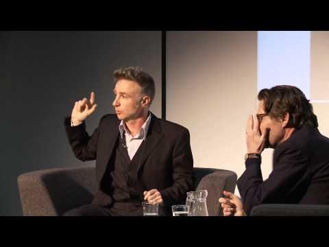 UAL Research Professorial Platform: Tom Hunter in conversation with Robert Elms