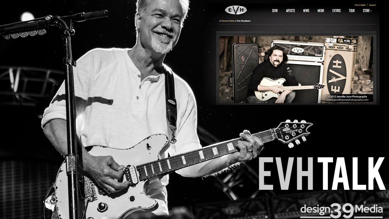eddie van halen evh gear 2016 discussion guitars amps effects youtube. Black Bedroom Furniture Sets. Home Design Ideas