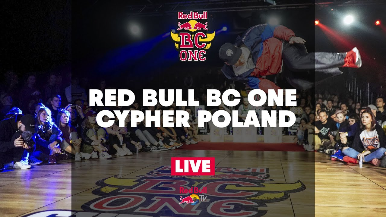 Red Bull BC One Cypher Poland 2021 | LIVESTREAM