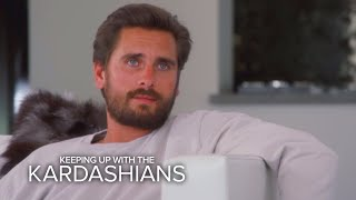 KUWTK | Scott Disick Called Out For Hanging With Cougar Squad | E!