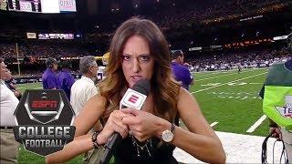 ESPN crew does LSU's Ed Orgeron impressions | ESPN