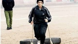 Diya Aur Baati Hum   Sandhya Intense Training