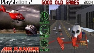 Air Ranger Rescue Helicopter Gameplay Mission 1 PS2 HD