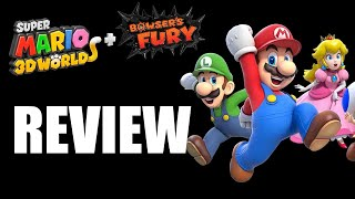 Super Mario 3D World + Bowser's Fury Review - The Final Verdict (Video Game Video Review)