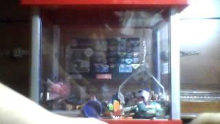 I Clean Out My Mini Claw Machine